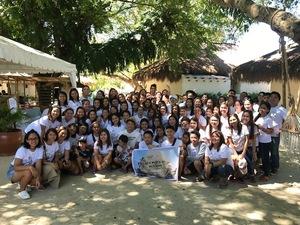 フィリピンには100人以上の英語教師スタッフがいます!
