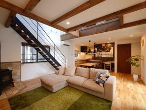 リノベーションをすることで、お家が新たに生まれ変わるのです!