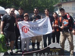 インターン生も参加できる、開発合宿を兼ねた社員旅行。Magentoの社員も来てくれました。