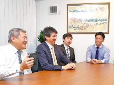 京都南部で30年以上続く会計事務所、今後は圧倒的№1事務所を目指して若いみなさんのお力をお借りしたいと思います!