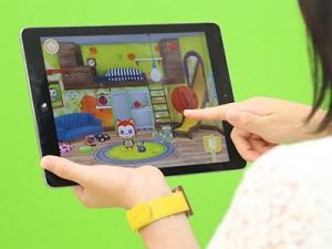 幼児向けアプリ。あなたのデザインが多くの方のもとに届きます!