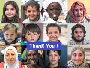 「難民を助ける人」を増やす仲間になってください!