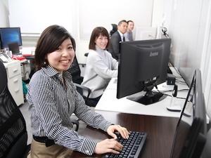 それぞれの役割を持つグループ企業間でも仕事に携われます♪