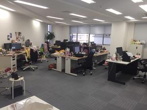 秋葉原駅から全力ダッシュで2分の綺麗なオフィス!