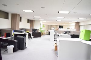 アクセスも良く、働きやすいオフィスです