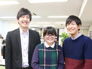 私たちと共に、日本を代表するマーケティングカンパニーを創り上げましょう!