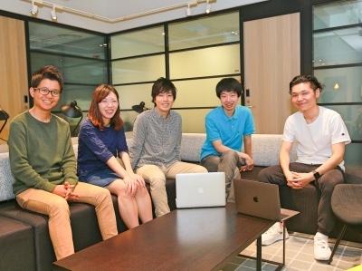 平均年齢20代の組織で最先端のAI技術開発にジョインしましょう!