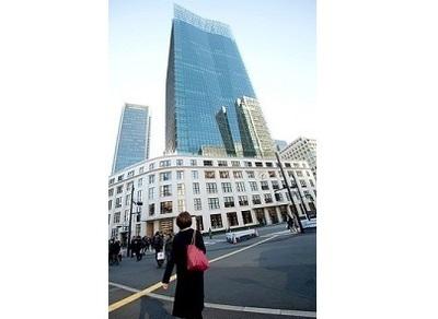 ビジネスの中心、東京駅直結のJPタワーで働いていただきます!