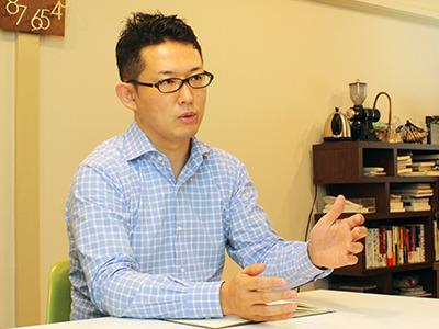 様々な未開拓の領域に目をつけ、オンリーワンビジネスを成功させてきた小野社長。目指すは『社員が幸せに働ける会社』の象徴となること。