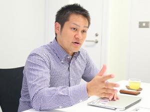 リアホールディングスの人事部マネージャー兼グループ会社の代表を務める中村さんです。インターン生の皆さんをサポートします。