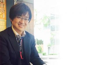 代表の福田です。一人で立っていける人材へと成長させます。
