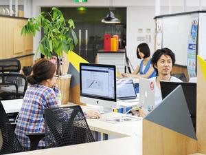 シリコンバレーのような、明るくコミュニケーションしやすい職場