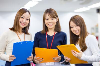 学生がたくさんいる職場です!同世代が皆さんのご応募をお待ちしてます!