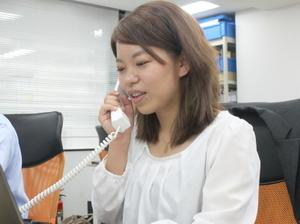 電話をメインに当社サービスを案内していきます。「話を聞いてみたい!」となったら、アポイント調整をしてきましょう。