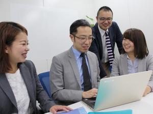 定期的に社内勉強会を実施し、業界知識や採用全般の知識を習得する場を設けています。