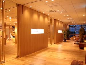 表参道という立地、オフィスもキレイで働きやすい環境です!