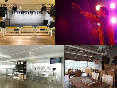 ライブやトークイベント、番組制作、コラボカフェなど様々なエンタメ企画に取り組むことが出来ます!