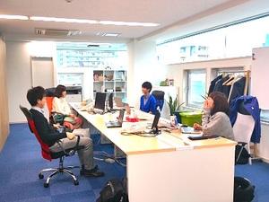 青山一丁目、外苑前近くのキレイなオフィス。
