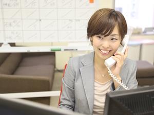 電話対応や営業など、社会人1年目で教わることをインターン中に身につけられます!