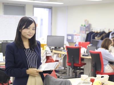 活躍している女性営業が多数!将来のキャリアについても相談しやすいです