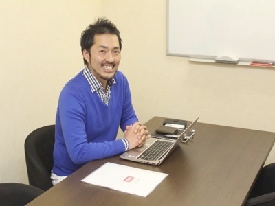 代表の成田です。一緒に日本のCG業界を盛り上げていきましょう!