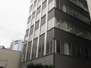 オフィスは浜松町/大門駅から徒歩3分程度です