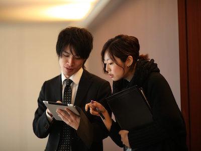 同年代のメンバーが多く、チームワークは抜群!気軽に仕事の相談ができる雰囲気です。