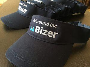 Bizer(バイザー)のサンバイザーを作りましたw