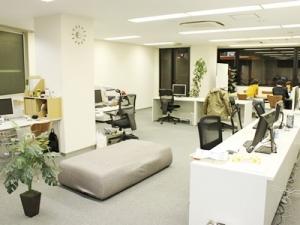 とても快適なオフィス。