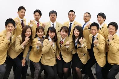 新卒社員の先輩方も大活躍中です!