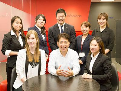 若手メンバー活躍中!事業を一緒に成長させてくれる学生募集中!