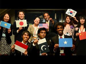グローバル人材と一緒に仕事ができます!