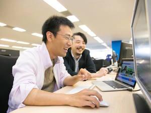 20代若手が活躍中!新規サービス・新規事業に関わるチャンスも。