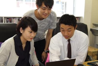 ロジカルシンキング、コミュニケーション能力、ビジネス実行力を身に付けよう!
