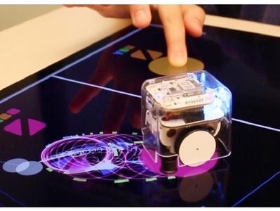 iPad上で動く、史上初めてのロボット!たくさんメディアに取り上げていただきました!