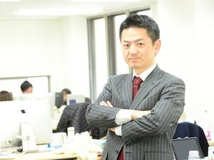 代表の田中は元大手人材系企業の役員出身です
