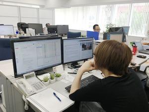 役員が直接研修・OJTを担当、社内も馴染みやすい雰囲気です。