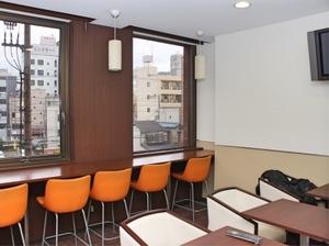 オフィス内には休憩室も完備。しっかり休んでじっくり開発!