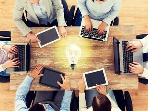 どんどんアイディアを出して、価値を自ら生み出していく仕事です。