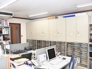 オフィスは八幡に構えています。地域に根ざして36年!