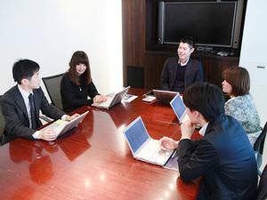 企画段階からミーティングに参加でき、プロモーションを作り上げる過程を体験できます