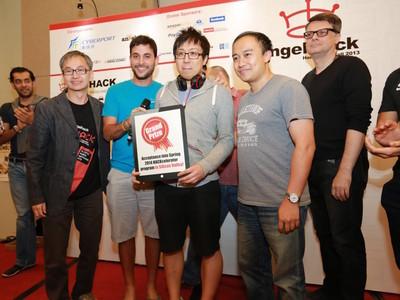 シリコンバレーの開かれるスタートアップ会社を発掘するGlobal Hackathon優勝者と一緒に働けます!