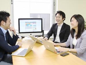 他部署との交流も多いので色々な社員から幅広く学ぶことができます!