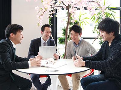 恵比寿の綺麗で開放的なオフィスで楽しみながらインターンをしよう!!