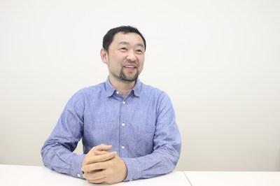 代表の佐藤です。やる気のある学生さんをお待ちしています!
